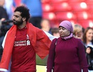 Khám phá bất ngờ về bà xã của ngôi sao Mohamed Salah