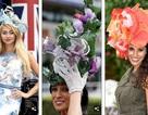 Những kiểu mũ siêu ấn tượng tại ngày hội đua ngựa Royal Ascot