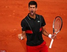 "Roland Garros: Djokovic cáu giận, A.Zverev tiếp tục ""sống khổ"""