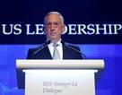 Bộ trưởng Mattis: Mỹ sẵn sàng đối đầu cứng rắn với Trung Quốc ở Biển Đông