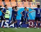 Gây sốc trước Colombia, Nhật Bản giúp châu Á làm nên lịch sử