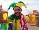 """Moscow """"cạn bia"""" phục vụ du khách mùa World Cup"""