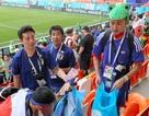 Tại sao cổ động viên Nhật Bản và Senegal được ngưỡng mộ nhất World Cup?