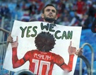 90 phút cô đơn của Salah trong thất bại trước tuyển Nga