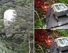 Đã hủy bỏ vật thể lạ rơi xuống khu rừng Hà Giang