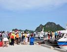Mất điện dài ngày sau sự cố sét đánh trúng đường điện ở đảo Cô Tô