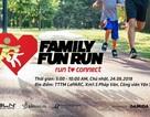 Chạy kết nối yêu thương cùng MC Phan Anh và Đỗ Nhật Nam tại Family Fun Run