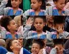 Biểu cảm đáng yêu của con gái Beyonce khi xem bố mẹ trình diễn