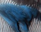 NASA công bố ảnh chụp những đụn cát xanh trên sao Hỏa