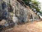 """Khai quật khảo cổ tường thành công trình kiến trúc """"độc nhất vô nhị"""" tại Việt Nam"""