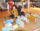 Trụ trì chùa cưu mang những đứa trẻ bị bỏ rơi