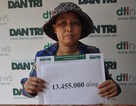 Hơn 13 triệu tiếp tục đến với chị Huê bị ung thư vú