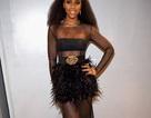 Kelly Rowland diện váy xuyên thấu sexy