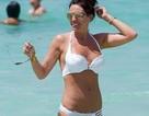 """Đã có 4 """"quý tử"""", Danielle Lloyd lên kế hoạch sinh đứa con thứ 5"""