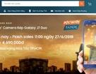 Galaxy J7 Duo mở bán:  mỗi giây bán ra 2 máy