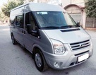 Ford Việt Nam triệu hồi 549 chiếc Transit vì lỗi kết cấu giảm xóc