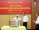 Bỏ phiếu giới thiệu nguồn quy hoạch lãnh đạo Bộ Quốc Phòng