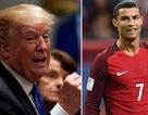 Ông Trump gợi ý cầu thủ Cristiano Ronaldo tranh cử tổng thống