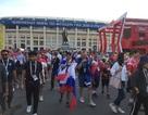 Ký sự World Cup: Ngày không bóng đá tại nước Nga