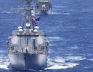 Phó đô đốc Mỹ nói về việc Việt Nam tham gia tập trận RIMPAC