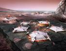 Tiết lộ ý tưởng hình ảnh về các ngôi nhà in 3D cho tương lai trên Sao Hỏa