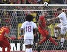 Vắng C.Ronaldo, Bồ Đào Nha bất phân thắng bại với Bỉ