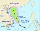 Áp thấp khả năng mạnh thành bão, tiến về quần đảo Hoàng Sa