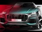 Hé lộ hình ảnh của Audi Q8 trước ngày ra mắt