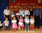 Khởi công xây dựng 6 nhà công vụ Dân trí tại Yên Bái