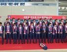 Đội tuyển Hàn Quốc bị ném trứng thối khi trở về quê nhà