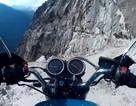 """Mạo hiểm chinh phục Himalaya bằng xe máy trên hành trình """"rụng tim"""""""