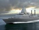 Lo Trung Quốc, Úc đóng tàu khu trục săn ngầm hiện đại