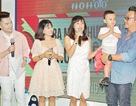 Gia đình Lê Bê La vui Tết thiếu nhi cùng balo trẻ em thương hiệu Nohoo