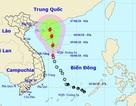 Áp thấp nhiệt đới áp sát quần đảo Hoàng Sa, khả năng mạnh lên thành bão
