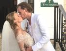 Chùm ảnh đẹp trong hôn lễ em trai Paris Hilton