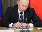 Ông Putin ký luật đáp trả lệnh trừng phạt từ Mỹ và đồng minh