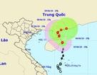 Bão số 2 đổ bộ vào đảo Hải Nam - Trung Quốc
