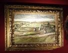 Tranh phong cảnh đầu tay của Van Gogh có giá 189 tỷ đồng