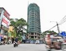 Hà Nội: Tòa nhà 16 tầng bị bỏ hoang trên đất vàng bên hồ Tây