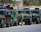 Đợt triển khai lạ lùng của Nga ở biên giới Syria
