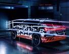 SUV chạy điện của Audi dùng camera thay gương chiếu hậu