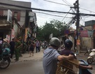 Đường Vành đai 2.5 đang giải phóng mặt bằng tại khu Định Công