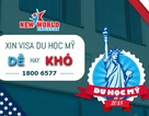 Du học Mỹ 2018 - Tỷ lệ Visa thành công cao nếu bạn luyện phỏng vấn kĩ