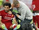 """Phá vỡ sự im lặng, Salah lên tiếng về vụ bị Ramos """"chơi xấu"""""""