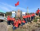 Hàng ngàn người tham gia lễ chào cờ đầu năm tại điểm cực Đông trên đất liền