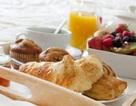 Bữa sáng trăm triệu, chỉ được ăn trong 15 phút hút giới siêu giàu
