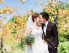 """""""Phát sốt"""" với bộ ảnh cưới đẹp như cổ tích của cô dâu 61 tuổi lấy chồng 26 tuổi"""