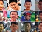 Toàn bộ 13 thành viên đội bóng Thái Lan được giải cứu khỏi hang