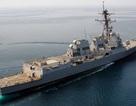 Mỹ phản pháo Trung Quốc việc điều tàu chiến qua eo biển Đài Loan