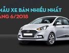Hyundai Grand i10 vượt Toyota Vios trở thành xe đắt khách nhất Việt Nam